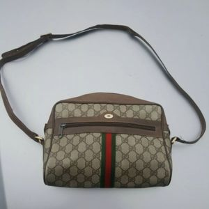 *Authentic* Vintage Gucci Ophidia Cross Body Bag
